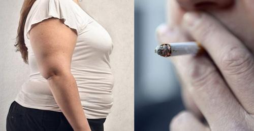 吸烟和肥胖